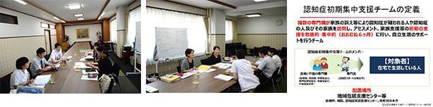 横浜町初期集中支援チーム員会議